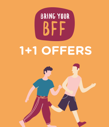 Move with Your BFF