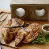Vanilla Brick Spring Chicken