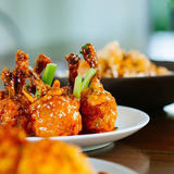 Buffalo Bacon Wings