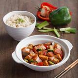 Tofu Roasted Pork
