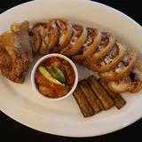 Boneless Crispy Pata Binagoongan