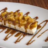 Salted Caramel and Banana Cheesecake