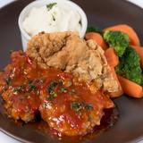 Honey Spiced Chicken Fried Steak