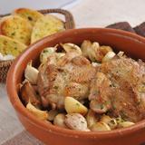 Spanish Garlic Chicken