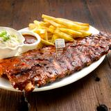 Hickory BBQ Spare Ribs