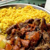 Chicken Shawarma Rice Meal