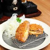 Cheese Minced Pork Katsu Set
