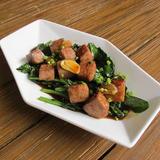 Wagyu Beef with Chinese Broccoli