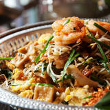 Thai Style Fried Noodles - Pad Thai